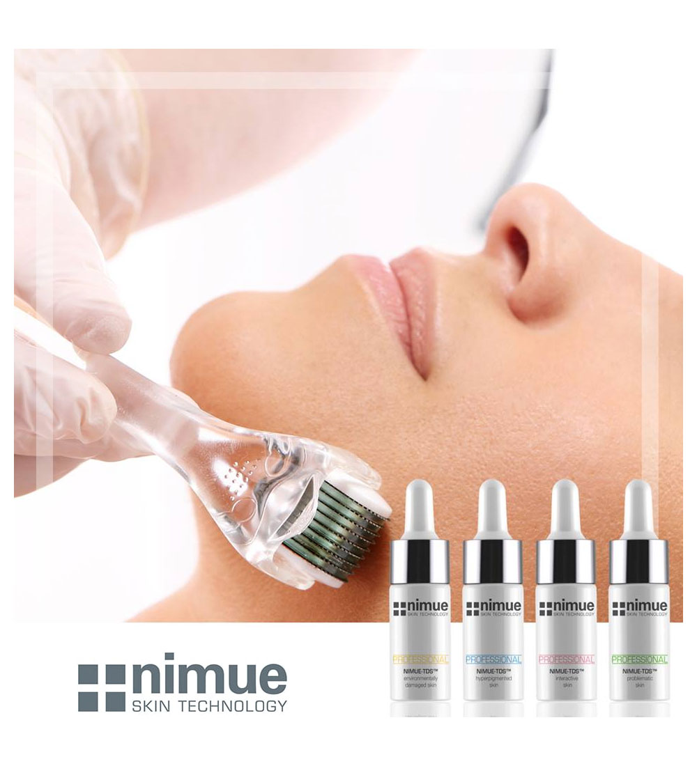 Nimue Skin Technology available at Pro Level Beauty Malton